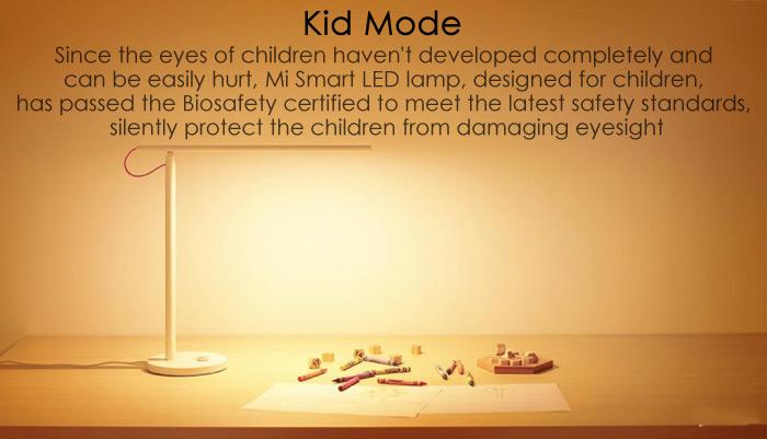SmartLamp-KidMode