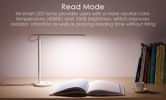 SmartLamp-ReadMode