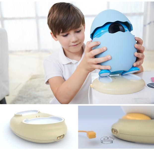 Egger-LED-Projektor-Dockingstation