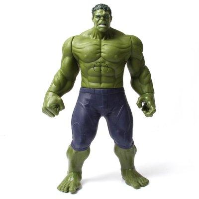 Hulk-Actionfigur-Front