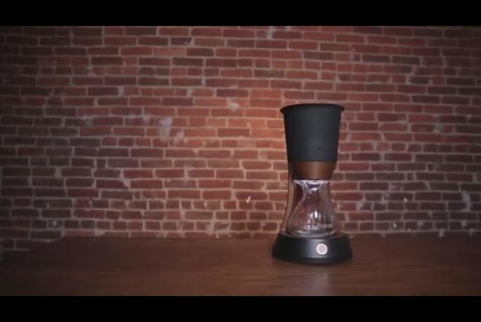 Prisma-kalt-gebrühter-Kaffee