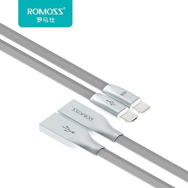Romoss-USB-Ladekabel-fast-charge