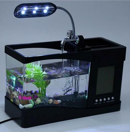 usb-aquarium-fish-schreibtisch-tank-alarm-desk-uhr-clock-1