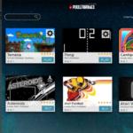 Gamband-Smartwatch-Gamer-Atarie-Klassiker-Terraria-Game-Launcher