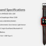 Gamband-Smartwatch-Gamer-Atarie-Klassiker-Terraria-Specs