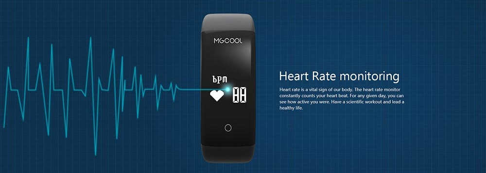 MGCOOL-Band-2-Fitnesstracker-Fitness-Armband-Wearable-9