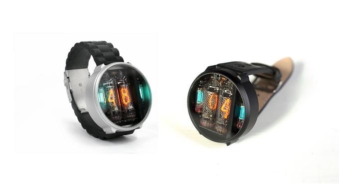 Niwa-Watch-Nixie-Röhren-Armbanduhr-Retro-Steampunk-1