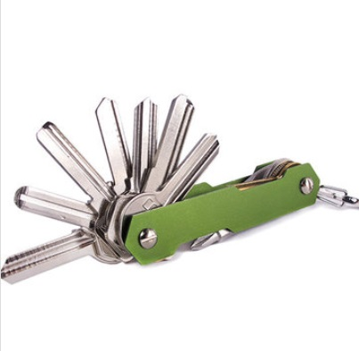 Schlüsselhalter-Taschenmesser-EDC-Schlüsselorganisation-2