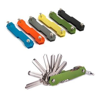 Schlüsselhalter-Taschenmesser-EDC-Schlüsselorganisation