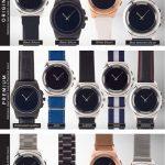 ZeTime-Smartwatch-rund-Zeiger-Zeigerwerk
