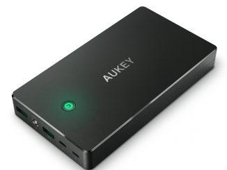 aukey-powerbank-günstig-20000-mah